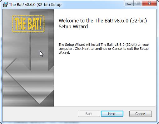 The Bat! 个人免费版(电子邮件管理)下载