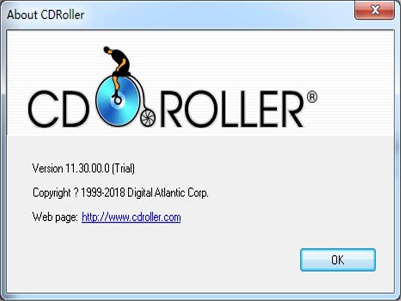CDRoller(CD/DVD光盘数据恢复软件)下载
