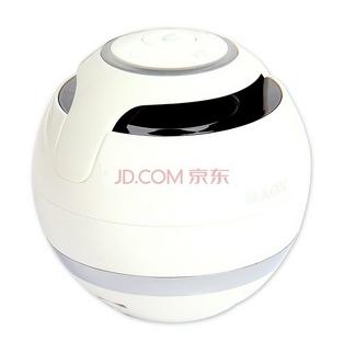 圆形蓝牙小音箱 插卡音箱/电脑音箱 带高清麦克风 免提通话 小型电话