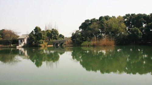 虞山-尚湖风景区