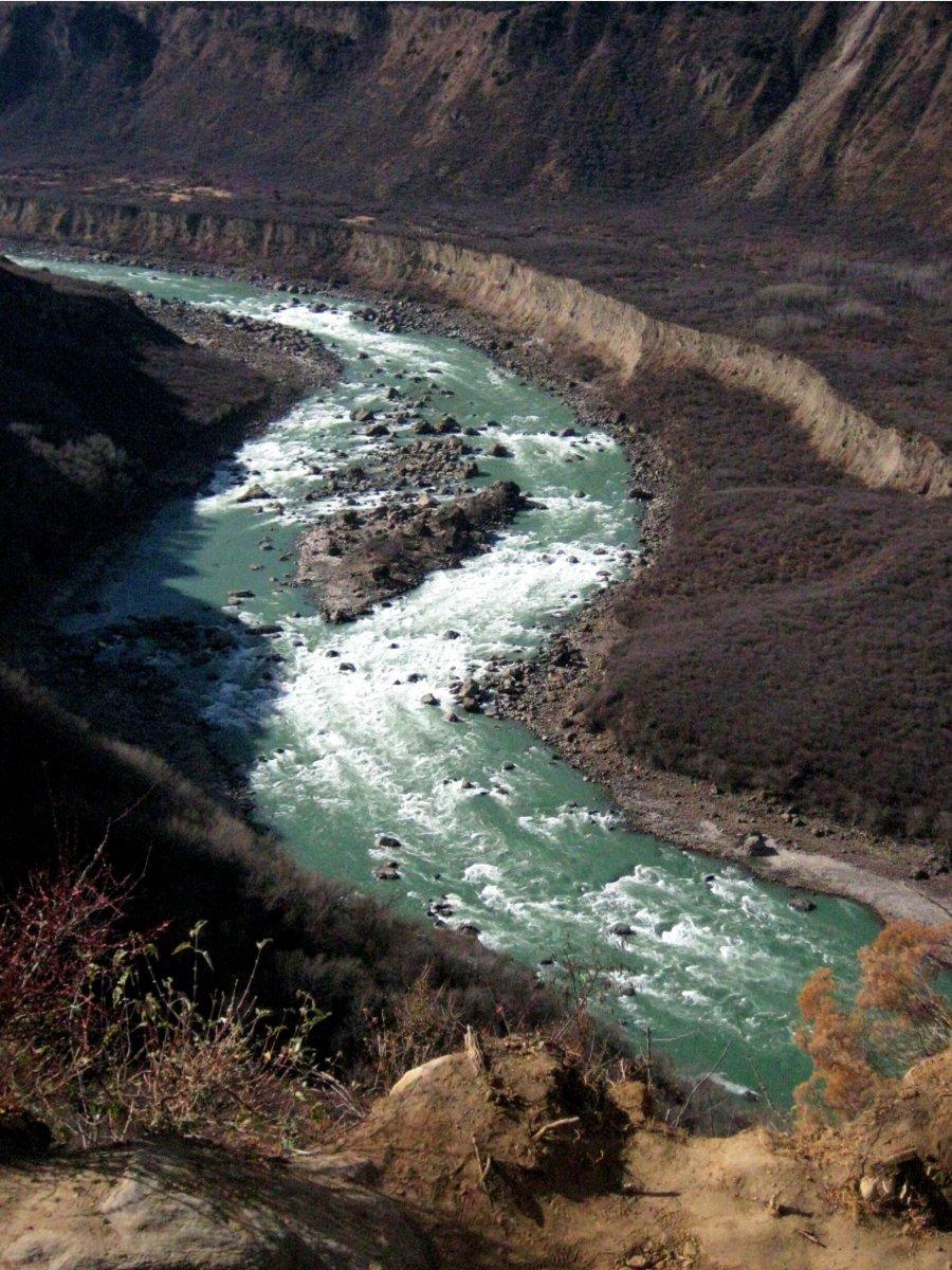 林芝地区雅鲁藏布江大峡谷旅游景点简介,图片,旅游