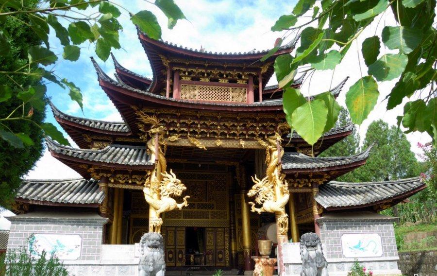 旅游景点 云南 临沧 > 广允缅寺   我想去  我去过     位于沧源县勐