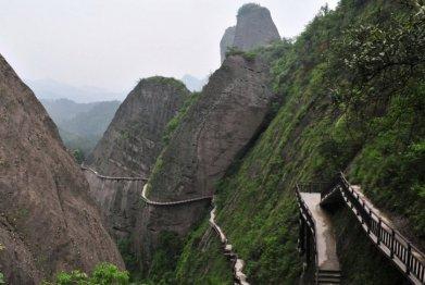 崀山旅游景点图片_长沙景点门票信息
