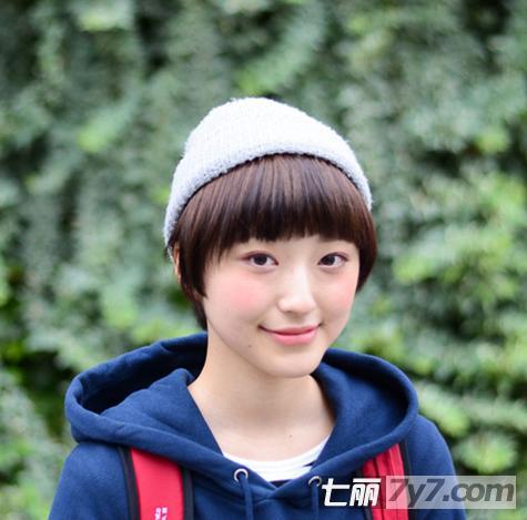 女宝宝短发发型图片(2)