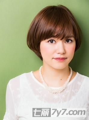 2014女生发型图片 短发春夏最流行