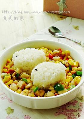好吃的松子鱼米饭特色做法大全 菜谱 2345美食大全