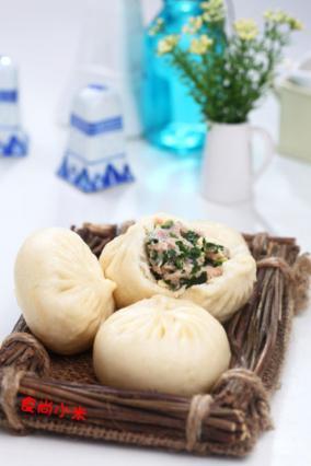 韭菜馅包子做法(图解)-韭菜馅包子最正宗家常做法-做
