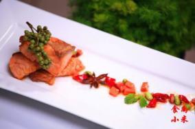 红烧三文鱼