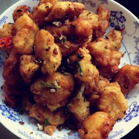 椒盐龙利鱼