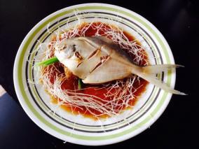 v家常小家常-10分钟营养料理的做法-鲳鱼做法-广州炒花蟹做法图片
