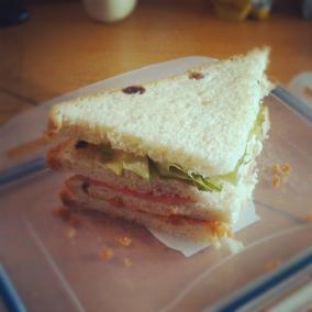 简版三明治