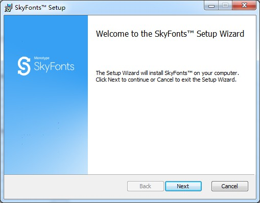 SkyFonts(字体更新下载软件)下载