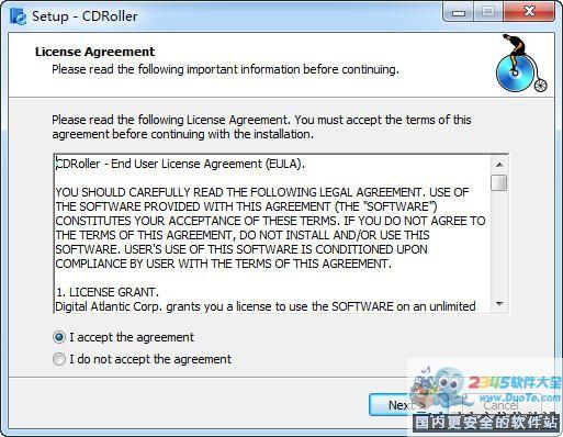 CDRoller(CD/DVD光盤數據恢復軟件)下載