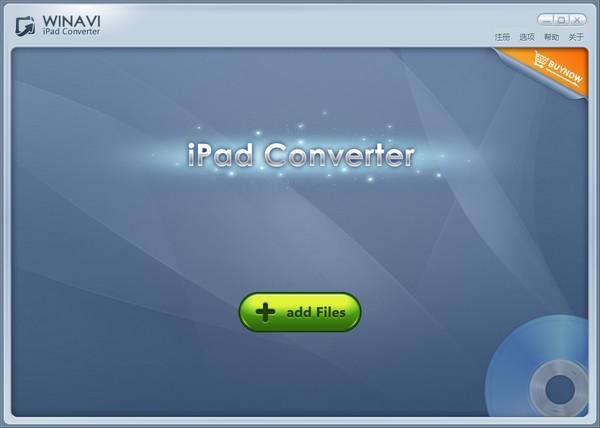 WinAVI iPad Converter(视频转换软件)下载