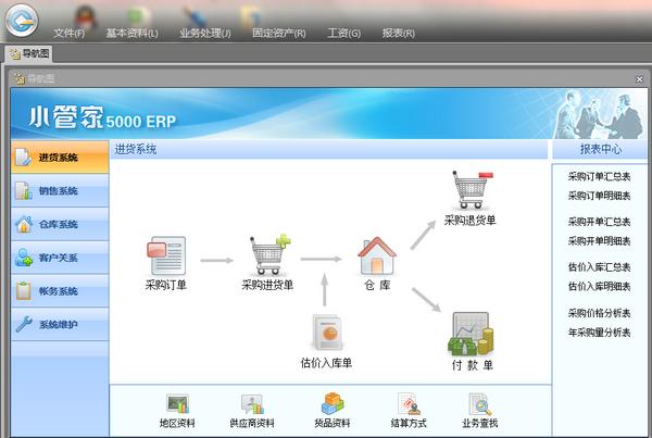小管家5000ERP软件下载
